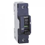 Miniature circuit breaker NG125H, 1P, 63 A, C, 36 kA