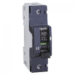 Miniature circuit breaker NG125H, 1P, 80 A, C, 36 kA