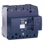 Miniature circuit breaker NG125L, 4P, 25 A, B, 50 kA