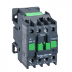 Contactor EasyPact TVS, 3P with (1 N/O) auxiliary contacts, 110V AC coi 50 Hz, 9A