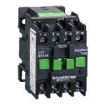 Contactor EasyPact TVS, 3P with (1 N/C) auxiliary contacts, 48V AC coil 50 Hz, 12A