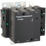 Contactor EasyPact TVS, 3P with (1 N/C + 1 N/O) auxiliary contacts, 220V AC coil 60 Hz, 200A