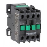 Contactor EasyPact TVS, 3P with (1 N/O) auxiliary contacts, 24V AC coil 50 Hz, 32A