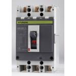 Molded Case Circuit Breaker UAB, 25 kA, 15 A, 3P, Adjustable Thermal