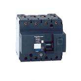 Миниатюрен автоматичен прекъсвач NG125N, 4P, 50A, C, 25kA