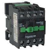 Контактор EasyPact TVS, 3P с (1 N/C) допълнителни контакти, 48V AC 50 Hz, 32A