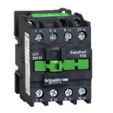 Контактор EasyPact TVS, 3P с (1 N/C) допълнителни контакти, 380V AC 50 Hz, 32A