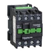 Контактор EasyPact TVS, 3P с (1 N/O) допълнителни контакти, 48V AC 50 Hz, 32A