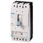Автоматичен прекъсвач с лят корпус LZMC3, 3P, 36 kA, 630 A, Електронна