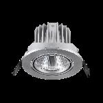 LEDSpotRA-HQ 7W-Dim-4000-40D-AL-CT