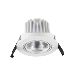 LEDSpotRA-HQ 7W-Dim-2700-40D-WH-CT