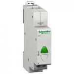 Acti9 iIL светлинен индикатор, единичен 110-230 V AC, Зелен