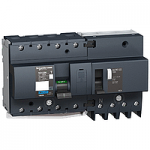 Миниатюрен автоматичен прекъсвач NG125N, 4P, 63A, C, 25kA