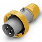 Щепсел OPTIMA IP67, 100-130 V, 125 A, 3+E, 4 h