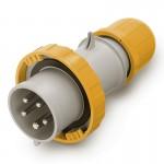 Щепсел OPTIMA IP67, 100-130 V, 32 A, 3+N+E, 4 h