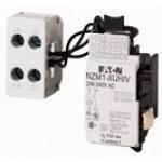 Минимално напреженов изключвател със спомагателни контакти с ранно сработване, 240 V AC