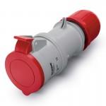 Конектор OPTIMA IP44, 380-415 V, 32 A, 3+E, 6 h