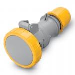 Конектор OPTIMA  IP66/IP67, 100-130 V ,32 A, 2+E, 4 h