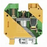 Заземителна клема  WKN 70 SL / U ,70mm², Жълто-зелена