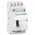 Модулен контактор iCT, ръчно управление 3 N/O, 220/240 V, 25 A