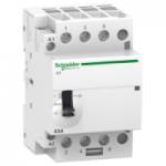 Модулен контактор iCT, ръчно управление 3 N/O, 220/240 V, 40 A