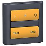 Комплект за тестване на RF сигнал, Тъмно сив