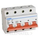 Миниатюрен автоматичен прекъсвач HiBD125, 3P+N, D, 125A, 10kA