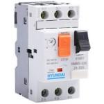 Термомагнитен моторен прекъсвач 0.1-0.16A