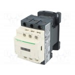 Контактор TeSys D, 3P(3 N/O) 24V AC, 12A
