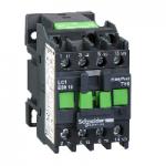 Контактор EasyPact TVS, 3P с (1 N/O) допълнителни контакти, 415V AC  50 Hz, 9A
