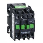Контактор EasyPact TVS, 3P с (1 N/C) допълнителни контакти, 240V AC  50 Hz, 12A