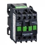 Контактор EasyPact TVS, 3P с (1 N/O) допълнителни контакти, 240V AC 50 Hz, 25A
