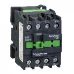Контактор EasyPact TVS, 3P с (1 N/O) допълнителни контакти, 440V AC 60 Hz, 32A
