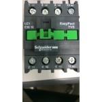 Контактор EasyPact TVS, 3P с (1 N/O) допълнителни контакти, 240V AC 50 Hz, 38A