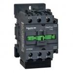 Контактор EasyPact TVS, 3P с (1 N/C + 1 N/O) допълнителни контакти, 440V AC 60 Hz, 40A