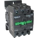 Контактор EasyPact TVS, 3P с (1 N/C + 1 N/O) допълнителни контакти, 220V AC 60 Hz, 95A
