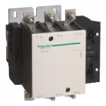 Contactor TeSys F, 3P(3 N/O) 220V AC 60 Hz, 185A