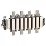 Контактор TeSys F, 4P(4 N/O) 125V DC, 780A