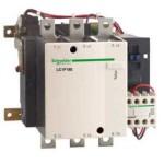 Contactor TeSys F, 3P(3 N/O) 120V AC 60 Hz, 185A
