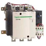 Contactor TeSys F, 3P(3 N/O) 220V AC 50 Hz, 185A