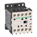 Контактор TeSys K, 3P(3 N/O) 380/400V AC, 6A
