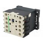 Контактор TeSys K, 3P(3 N/C) 110V AC, 9A