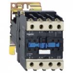 Contactor TeSys D, 4P(2 N/O + 2 N/C) 24V DC, широк обхват, 60A