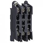 1 конектор за свързване на допълнителни вериги, с 9 проводника за шасито
