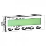 LCD дисплей за електронна защита, Micrologic 6 E-M