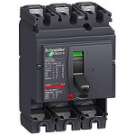Прекъсвач без защита Compact NSX160B 3P, 25 kA