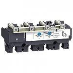 Блок защитен TMD, 125 A, 4P/3d, за NSX160
