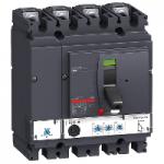 Автоматичен прекъсвач, лят корпус NSX160 Micrologic 2.2 (LSoI защита), 160 A, 4P, N