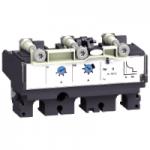 Блок защитен TMD, 160 A, 4P/4d, за NSX250