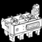 Защита, моторна  Micrologic 6.3 E-M (LSIG, energy meter), 500 A 3P/3d